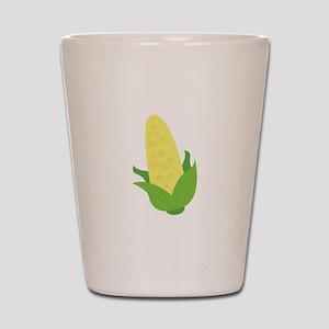 Corn Husk Shot Glass