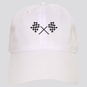 Racing Flags Baseball Cap