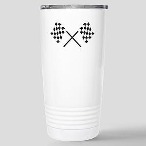 Racing Flags Travel Mug