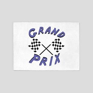 Grand Prix 5'x7'Area Rug