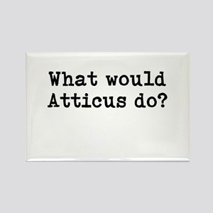 WHAT WOULD ATTICUS DO? Magnets