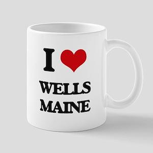 I love Wells Maine Mugs