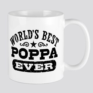 World's Best Poppa Ever Mug