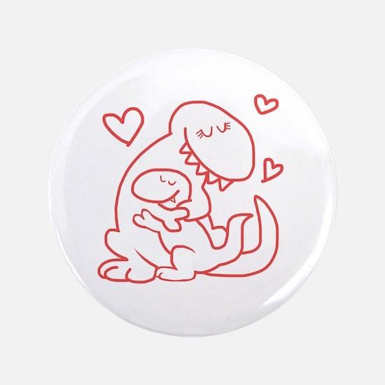 """Unique Cute couples 3.5"""" Button"""