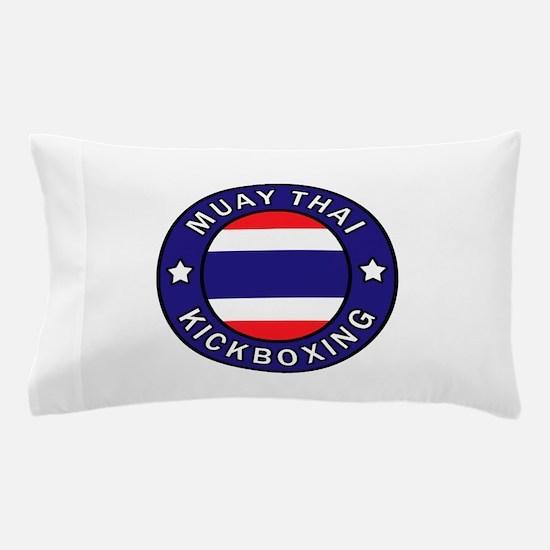 Muay Thai Pillow Case