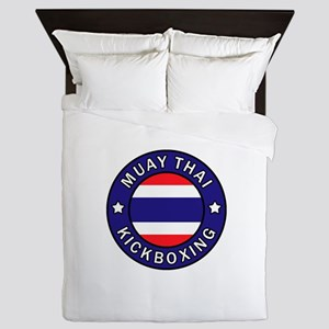 Muay Thai Queen Duvet