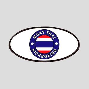 Muay Thai Patch
