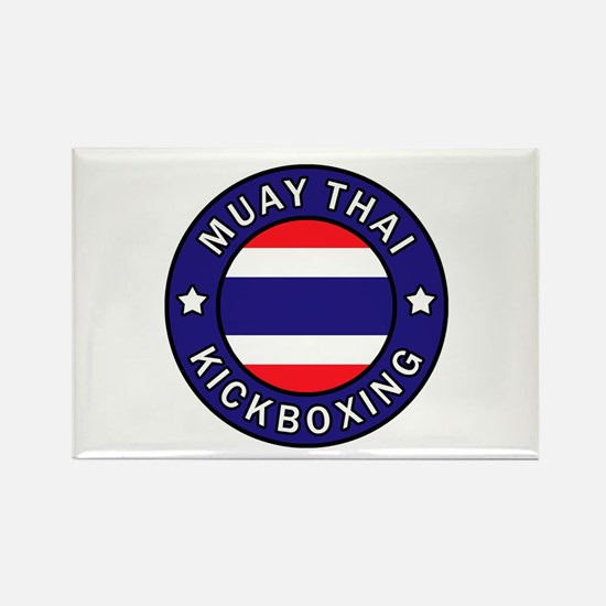 Muay Thai Magnets