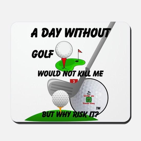 Golf Mousepad