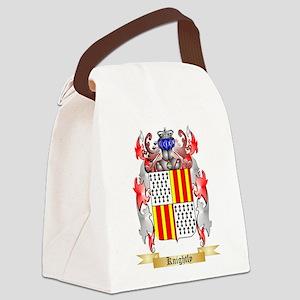 Knightly Canvas Lunch Bag