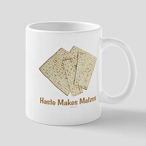 Haste Makes Matzoh Passover Mug