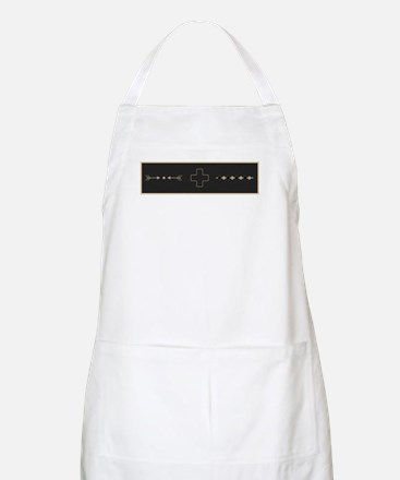 Warding Off Evil Spirits Apron
