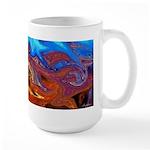 Native American Tribal La 15 oz Ceramic Large Mug