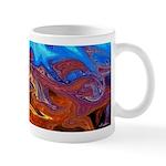 Native American Tribal Lands 11 oz Ceramic Mug