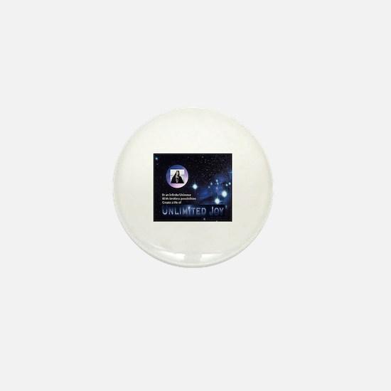 My Universe Mini Button