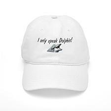 I only speak Dolphin! Cap