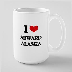 I love Seward Alaska Mugs