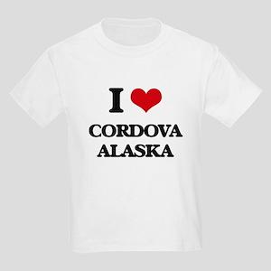 I love Cordova Alaska T-Shirt