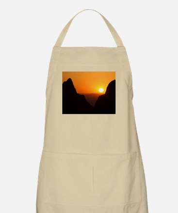 Sunset at the Window Apron