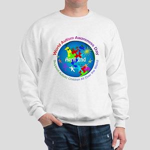 World Autism Awareness Day Sweatshirt