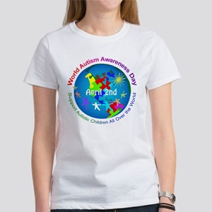 World Autism Awareness Day Women's Classic T-Shirt