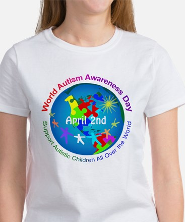 World Autism Awareness Day Tee