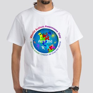 World Autism Awareness Day Men's Classic T-Shirts