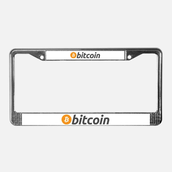Cute Alternative License Plate Frame