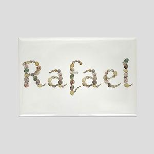 Rafael Seashells Rectangle Magnet