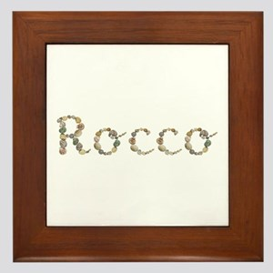 Rocco Seashells Framed Tile