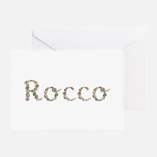 Rocco Seashells Greeting Card