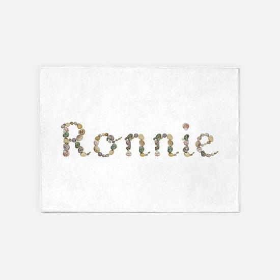 Ronnie Seashells 5'x7' Area Rug