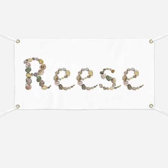 Reese Seashells Banner