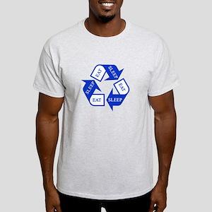 Eat Sleep Recycle T-Shirt