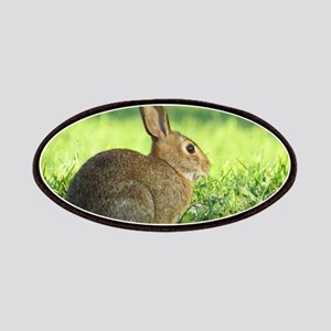 Cottontail Rabbit Patch