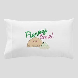 Pierogi Time Pillow Case