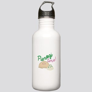 Pierogi Time Water Bottle