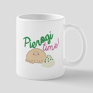Pierogi Time Mugs