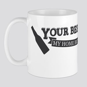 Your Beer Sucks Mug