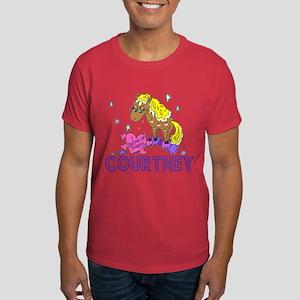I Dream Of Ponies Courtney Dark T-Shirt