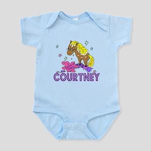 I Dream Of Ponies Courtney Infant Bodysuit
