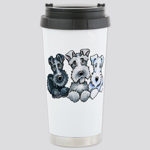 Schnauzer Company Travel Mug