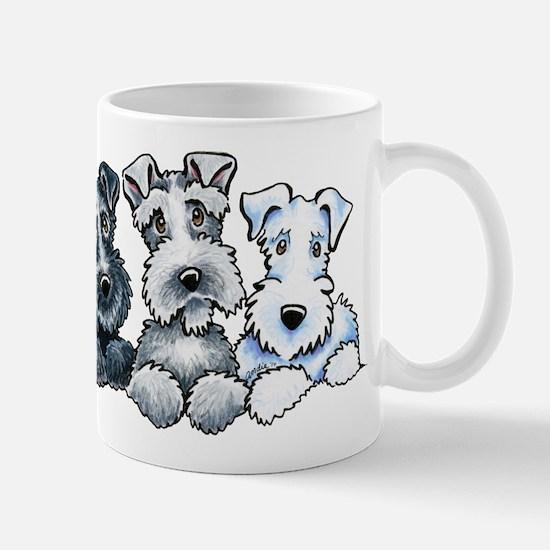 Schnauzer Company Mugs
