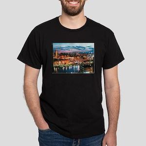 Cleveland Sunset Reflections T-Shirt