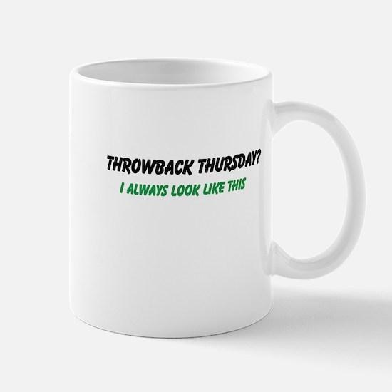 Throwback Thursday Mugs