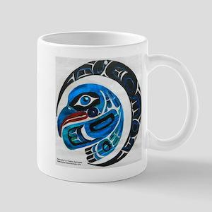 Eagle Totem Zodiac Mugs
