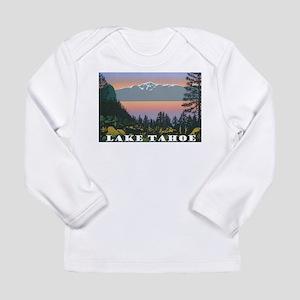Mt. Tallac Lake Tahoe Long Sleeve T-Shirt