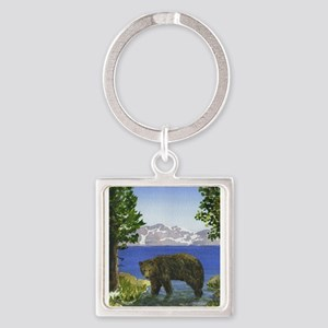 Lake Tahoe Bear Keychains