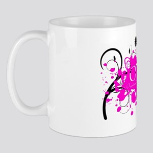 Pink Splatter OT Mug