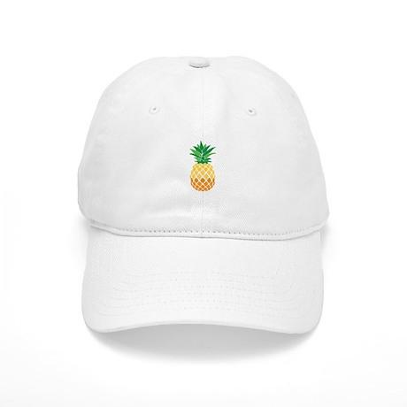 b8a87a3b010 Pineapple Baseball Baseball Cap by AnnTheGran4